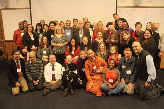 2012 workshop participants