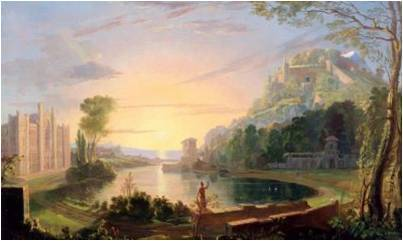 Samuel Morse imagines the university as paradise (1835-36).
