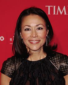Ann Curry (photo: Wikipedia)