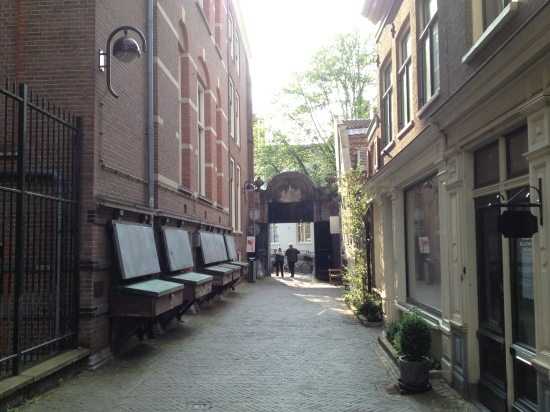 University of Amsterdam (photo: DY)