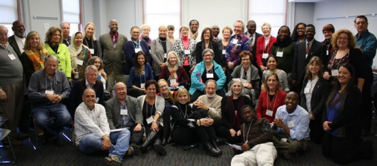 Day 1 participants, HumanDHS workshop, Dec. 2014 (Photo: Anna Strout)