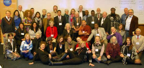 Group photo, Human Dignity and Humiliation Studies workshop (photo: Anna Strout)
