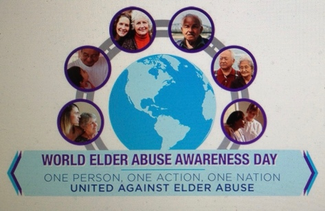 World Elder Abuse Awareness Day 2016 | Minding the Workplace
