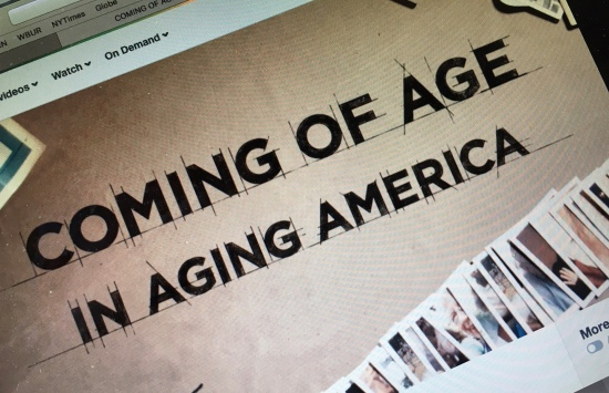 """Documentary: """"Coming of Age in Aging America"""""""