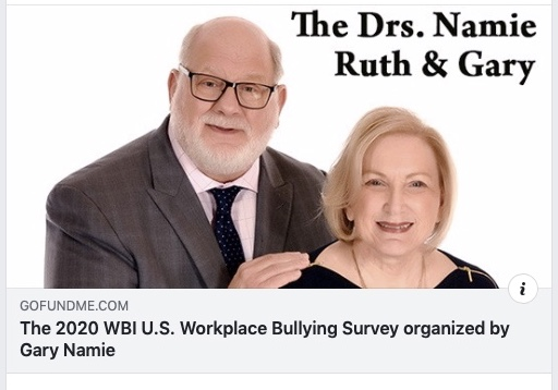 WBI's 2020 survey: The vital importance of funding workplace bullying research